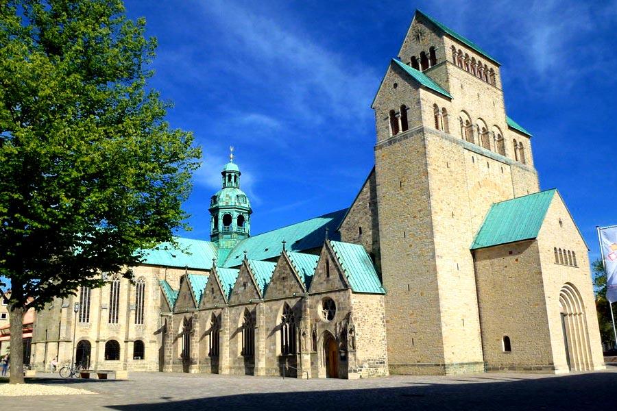 Кафедральный собор Святой Марии в Хильдесхайме
