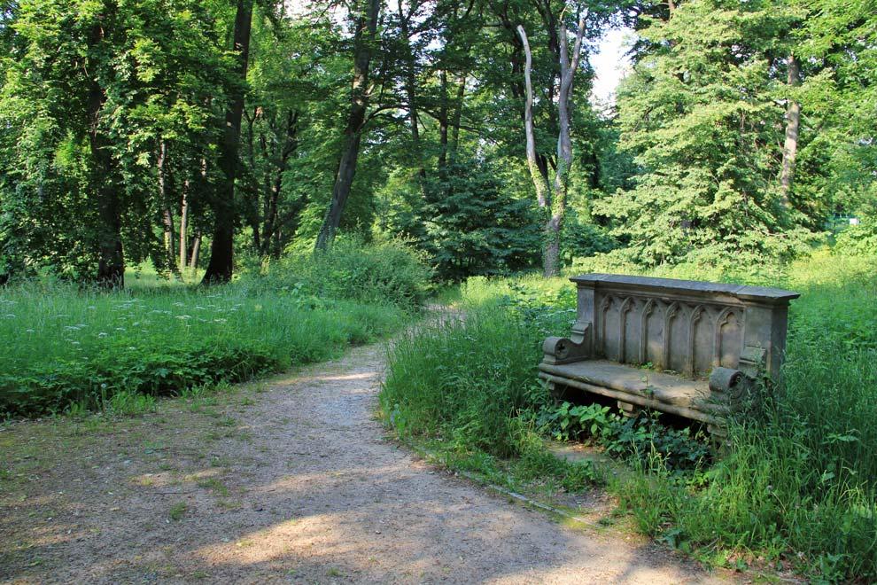 Парк Бабельсберг в Потсдаме