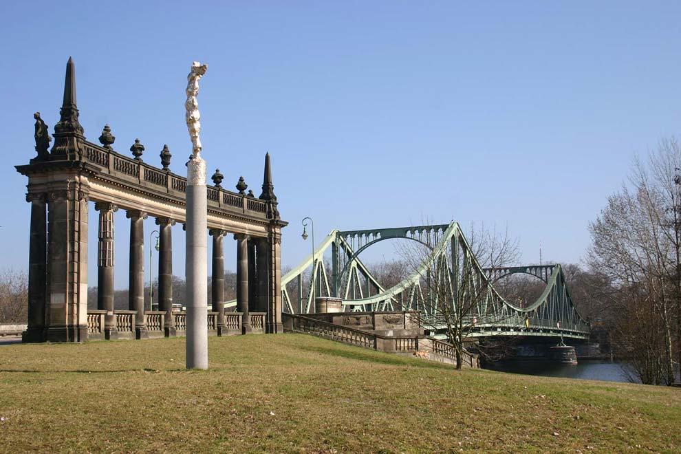 Мост Глинике в Потсдаме