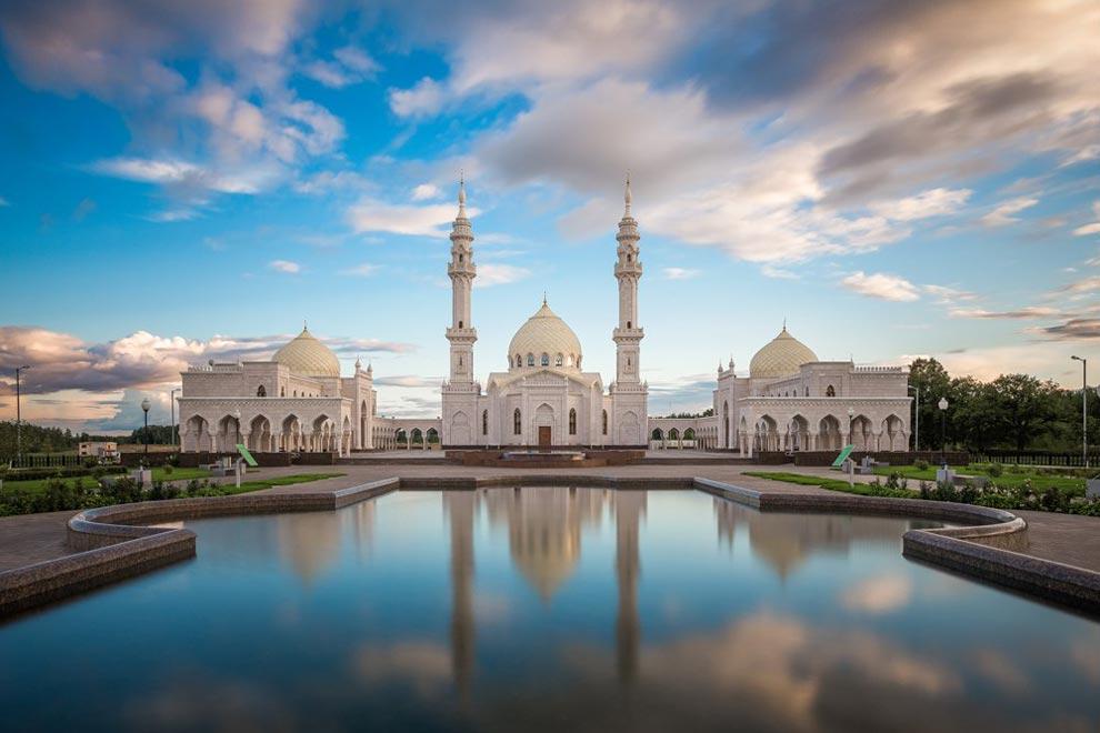 Белая мечеть в Булгаре