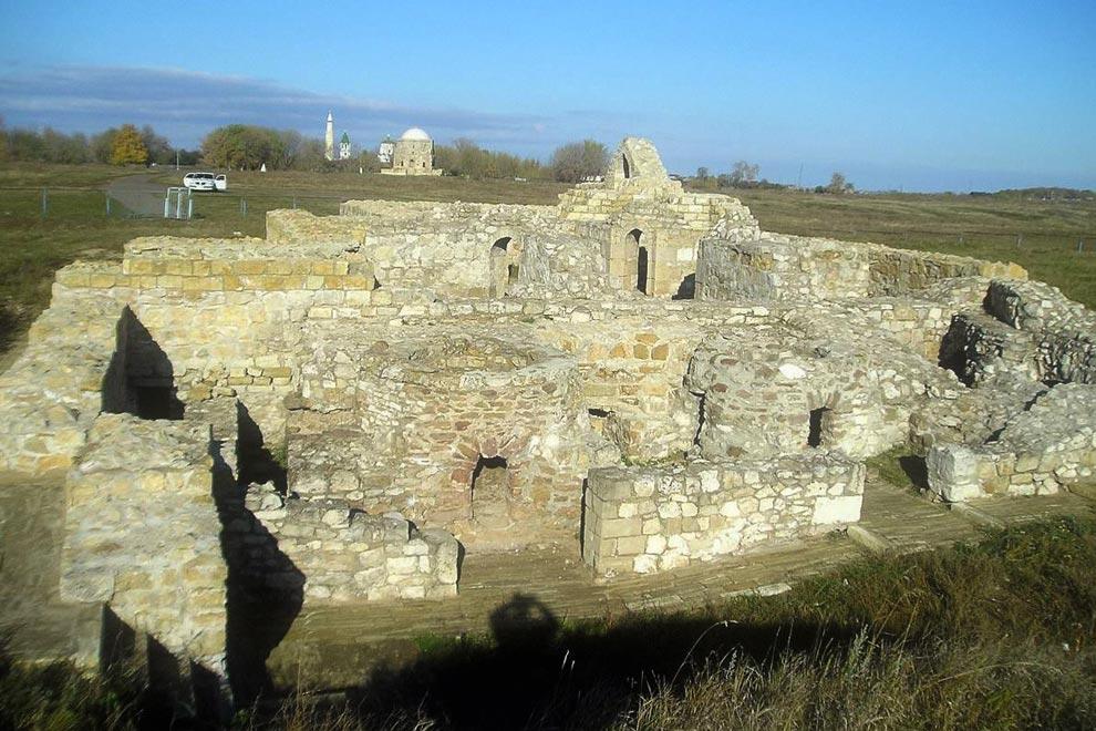 Белая палата в Булгаре