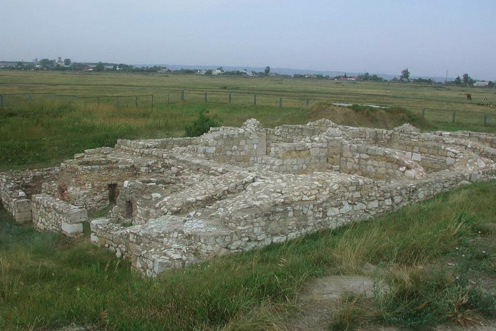 Ханская баня в Булгаре