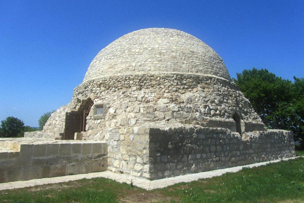 Северный мавзолей в Булгаре
