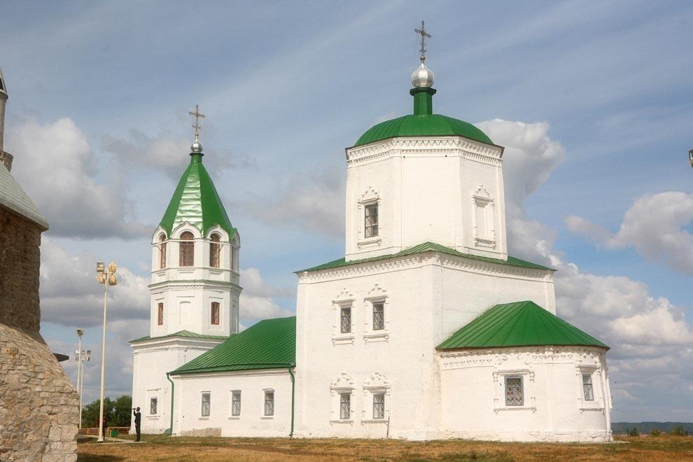 Церковь Успения в Булгаре