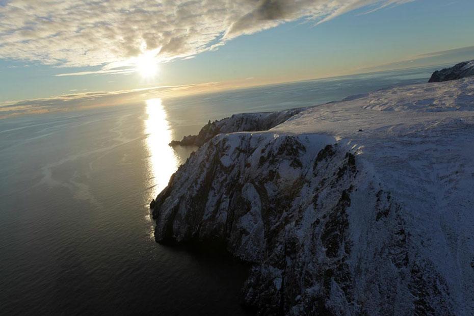 ostrov vrangelya